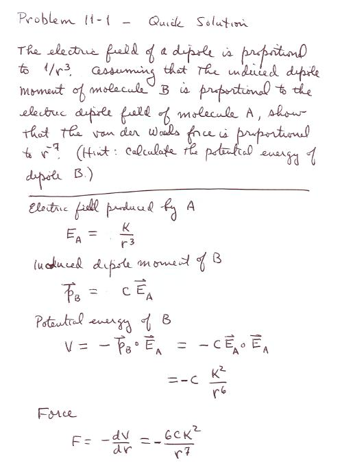 potential energy problems and solutions