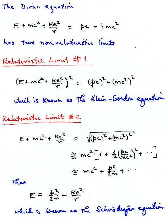 eigen value equation dirac particles and dirac oscillators Since the operator on the left side is a 4 4 matrix, the wave function is actually a four-component vector of functions of and : which is called a four-component dirac spinor in order to generate an eigenvalue problem, we look for a solution of the form.